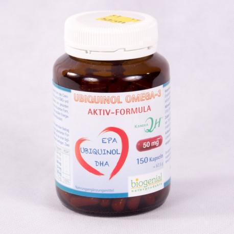 Ubiquinol Q 10 biogenial