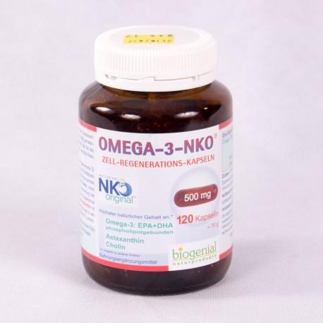 Omega-3-Fettsäuren  Neptune Krill Oil