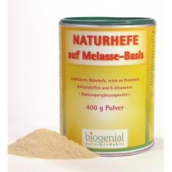 Naturhefe Pulver, Biogenial