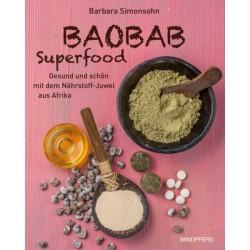Baobab Superfood, das Buch von B. Simonsohn