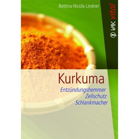 Kurkuma Buch von Bettina-Nicola Lindner