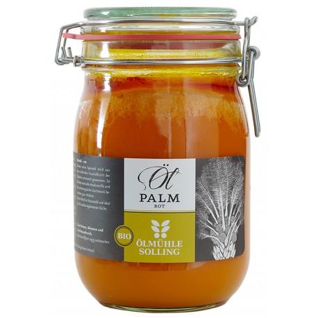 BIO Palmöl, Ölmühle Solling