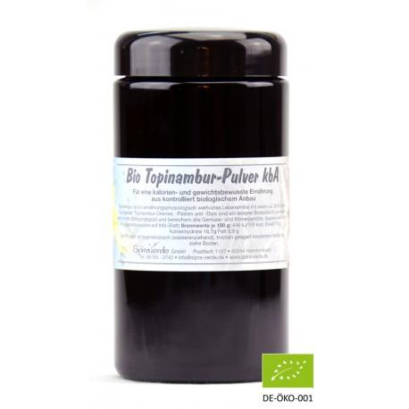 Bio Topinamburpulver 50 % Inulin Spira Verde