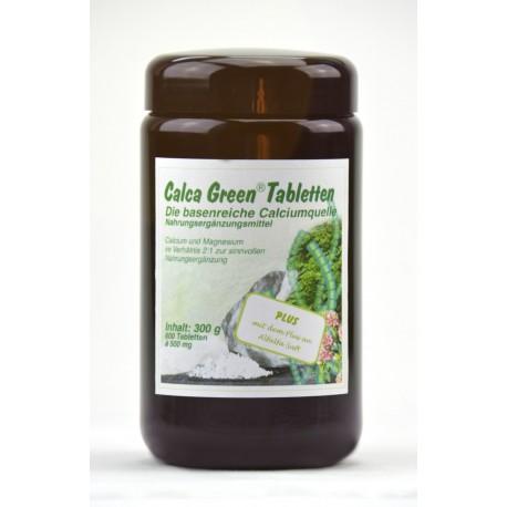 Calca Green Tabletten Spira Verde Calcium Magnesium