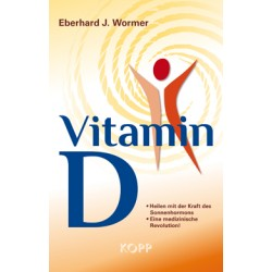 Buch Vitamin D - Das Geheimnis eines gesunden Lebens