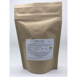 Bio Alfalfa Blattpulver Rohkostqualität