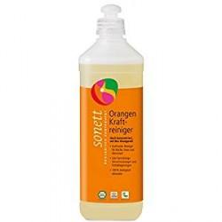 Orangen Kraft Reiniger, Sonett