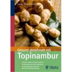 Gesund abnehmen mit Topinambur, Günter Bärwald