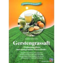 Buch: Gerstengrassaft von Barbara Simonsohn