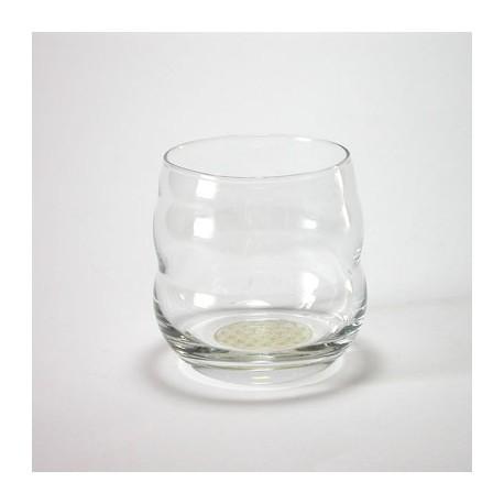 Trink Becherglas Mythos gold