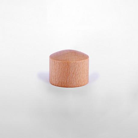 Holzdeckel für Lagonea Trinkflaschen