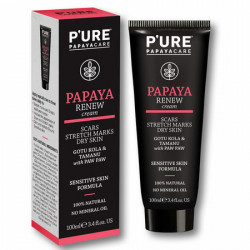 Papaya Renew Creme P'URE Papayacare