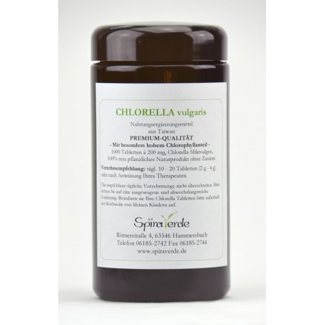Chlorella Tabletten-online-bestellen