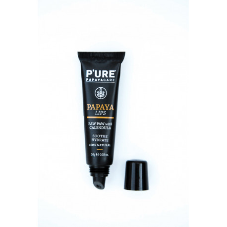 PURE Papaya Lip Spira Verde
