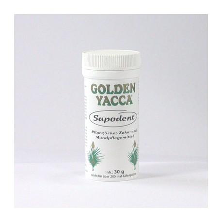 Golden Yacca Sapodent, Yucca Zahnreinigung