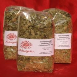 Edelkastanienblätter-Tee, Naturgaben